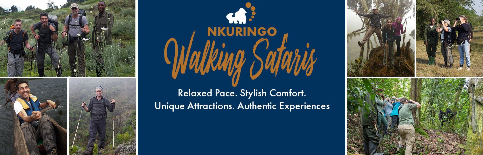 Nkuringo Hiking and Walking Safaris
