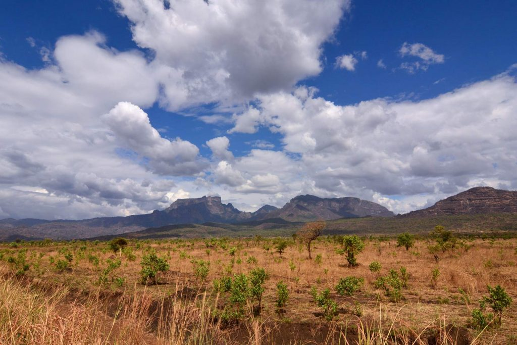 Mount Kadam Karamoja Hiking