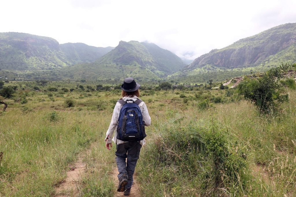 Mount Moroto karamoja hiking
